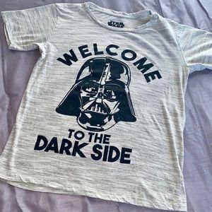 Disney Star Wars Darth Vadar Tee